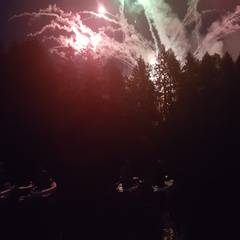 Saturday Night Summer Fireworks Paddleboard Tour