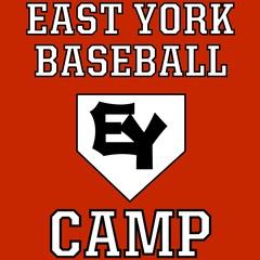 East York Baseball Camp