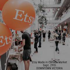 Etsy Made in Canada Market