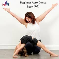 $5.00 Trial Classes- Beginner Acro dance (5-8 years)