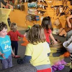 Tip Top Tots: Music, Movement, Bikes