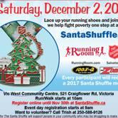 Santa Shuffle Fun Run and Elf Walk