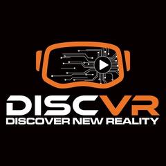 DISCVR Virtual Reality Studio