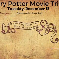 Harry Potter Movie Trivia - Stonewalls Hamilton - December 18
