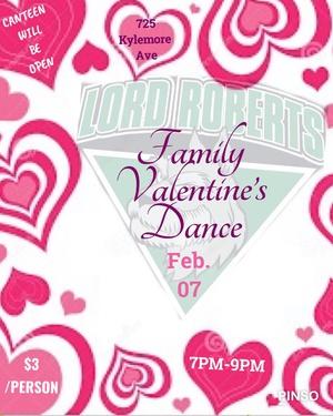 Family Valentine's Dance