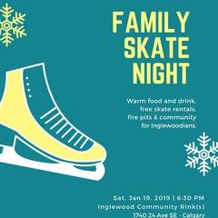 ICA Family Skate Nite!