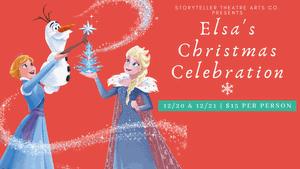 Elsa's Christmas Celebration