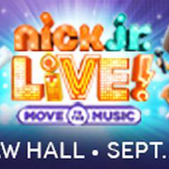 """Nick Jr. Live! """"Move to the Music"""""""