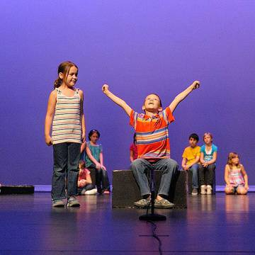 Performing Arts, St. Albert's promotion image