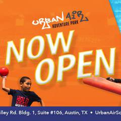 Urban Air Trampoline & Adventure Park - South Austin