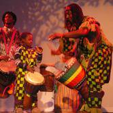 Drum and Dance for Joy