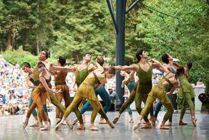 SF Ballet at Stern Grove