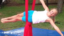 Aerial Circus Classes for Kids