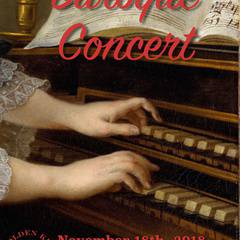 Golden Key Piano School's Baroque Concert