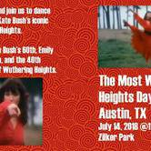 The Most Wuthering Heights Day Ever! - Austin, TX