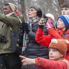 2018-19 Teen Christmas Bird Count at William B. Pond Park