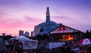 Canada Day at the Forks