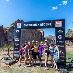Smith Rock Ascent 2019