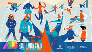 Airdrie 2020 Family Skate Party