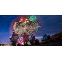 Fireworks Photography Class - Globalfest