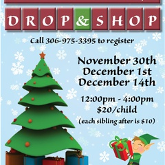 Drop and Shop with the Saskatoon Zoo Society