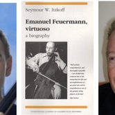 Cellist Coleman Itzkoff and Author Dr. Seymour Itzkoff Present Emanuel Feue...