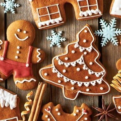 Cookie Decorating and Boozy Cocoa at District Cafe
