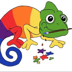 Creative Chameleon Art Studio