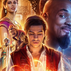 Movies in the Park: Avengers: Aladdin (2019)