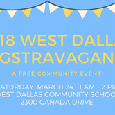 2018 West Dallas Eggstravaganza