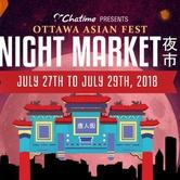 Ottawa Asian Night Market 2018