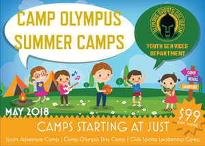 CAMP OLYMPUS DAY CAMP
