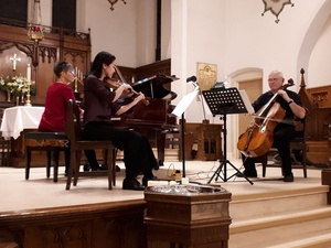 Piano Trio Recital