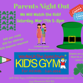 Parents Night Out March 17th