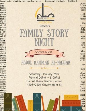 Family Story Night