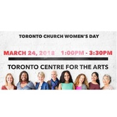 Toronto Church of Christ - Women's Day Embrace