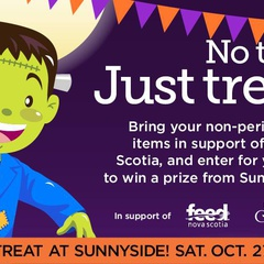 Indoor Trick-Or-Treating at Sunnyside Mall