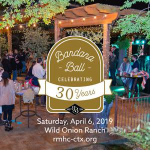 30th Annual Bandana Ball