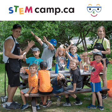STEM Camp - Ontario's promotion image