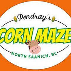 Saanich Peninsula Lions Food Bank Fundraiser at Pendray Farms Corn Maze