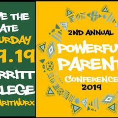 2nd Annual Powerful Parent Conference