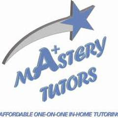 Mastery Tutors In-Home Tutoring