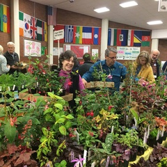 Spring Plant Sale at Floyd Light Middle School