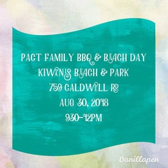 PACT Family BBQ & Beach Day