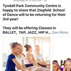 ZIEGFELD SCHOOL OF DANCE