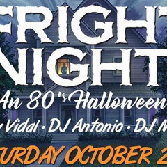 Halloween Fright Night - an 80's Halloween Party