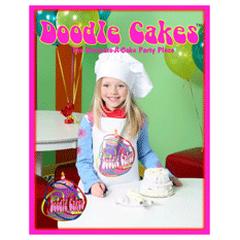 Doodle Cakes - Teaching Kids Edible Art