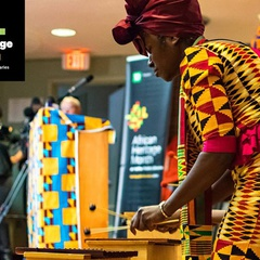 African Heritage Month Opening Night Ceremony