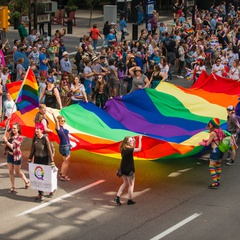 Calgary Pride Parade and Fesival