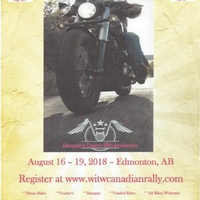 2018 WITW Canadian Women's Motorcycle Rally